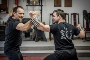 Kung Fu Eisenringe